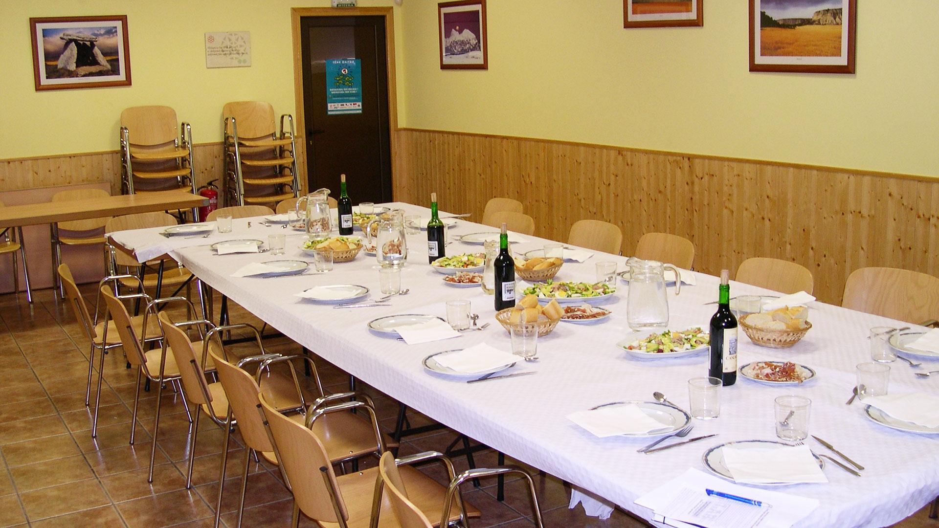 Euskaldunon Biltoki, gastronomia elkartea iruñean